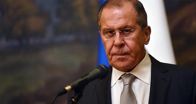 Lavrov, Rus diplomatları sınır dışı eden Yunanistan'a ziyaretini iptal etti