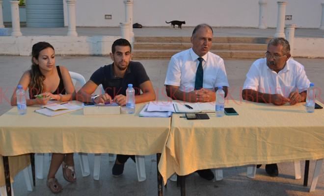 Karpaz Emirnamesi'yle ilgili toplantılar yapılıyor