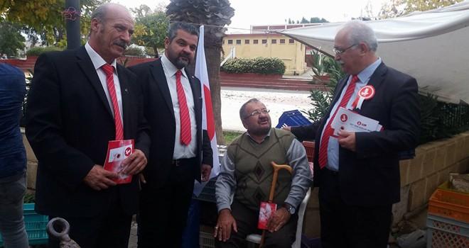 Değişim ve Kurtuluş İttifakı, Özgürgün'ü açıklama yapmaya çağırdı