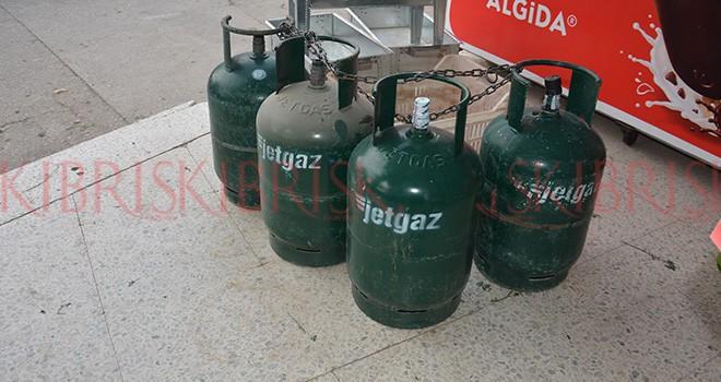 Tüp gaz depozitosuna  da yüzde 100 zam