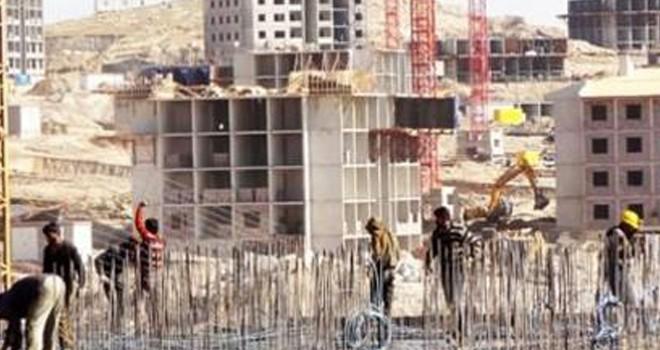İnşaatlara yönelik denetlemelerde 33 inşaattan 23'ü kapatıldı, 9'una uyarı yapıldı