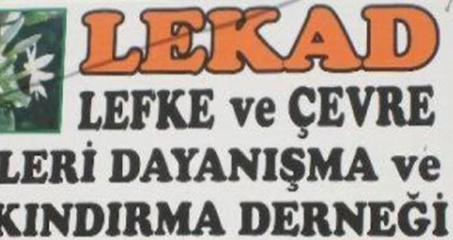 LEKAD'dan Erdoğan'a mektup