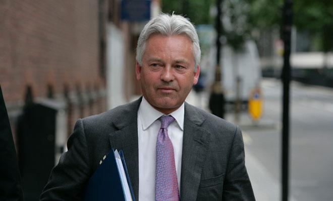 İngiltere Avrupa Bakanı Kıbrıs'a geliyor