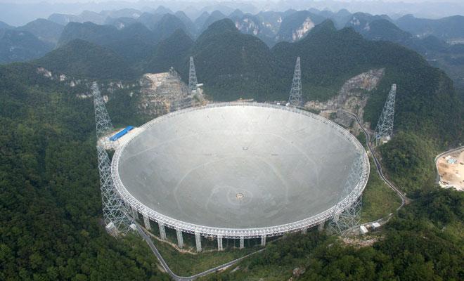 Çin, evreni bununla dinleyecek