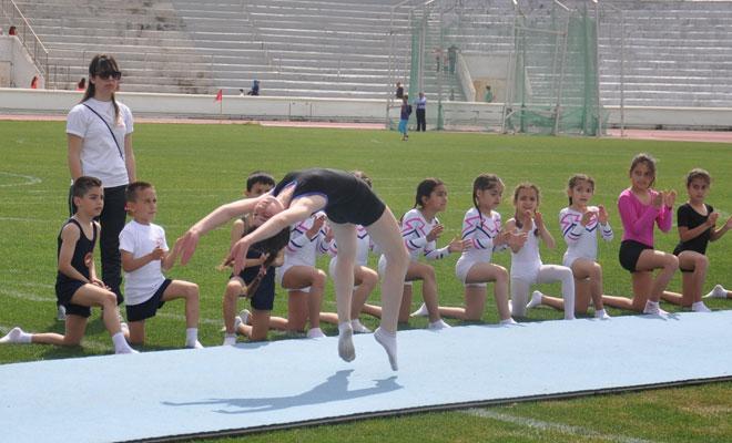 Jimnastikte işler karıştı