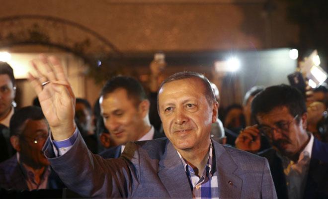 Erdoğan: Bilim ve teknoloji konusunda umut Türkiye
