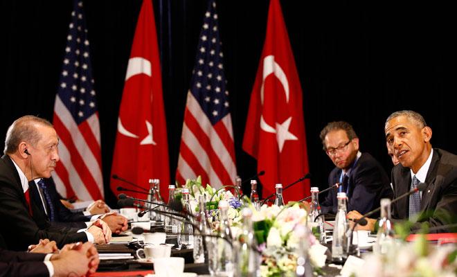 Obama'dan Türkiye'ye destek sözleri