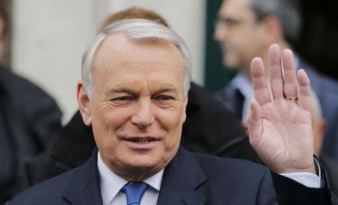 Fransa Dışişleri Bakanı garantiler için geliyor