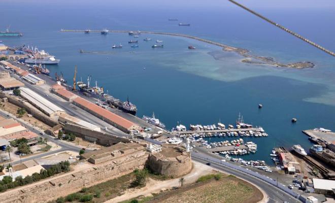 Limanlarihmal ediliyor