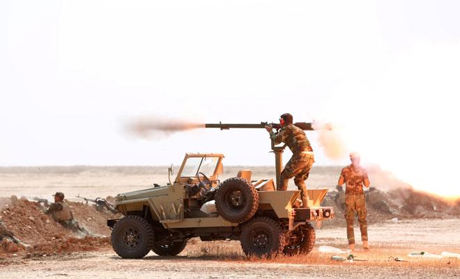 Irak ordusu, Musul'u kurtarmaya hazırlanıyor