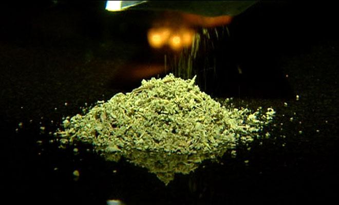 Lefkoşa'da 25 gram sentetik cannnabioid bulundu