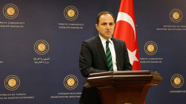 Türkiye, PYD'nin Fırat'ın doğusuna çekilmesini bekliyor