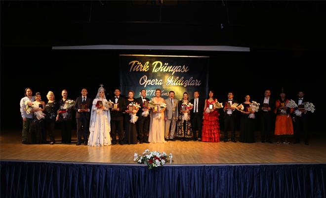 TÜRKSOY Opera Günleri başlıyor