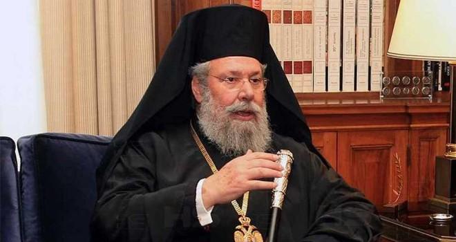 """""""Barış ve adalet uğruna Kıbrıs Türk dini liderliği ile şahsi diyalog geliştirdim"""""""