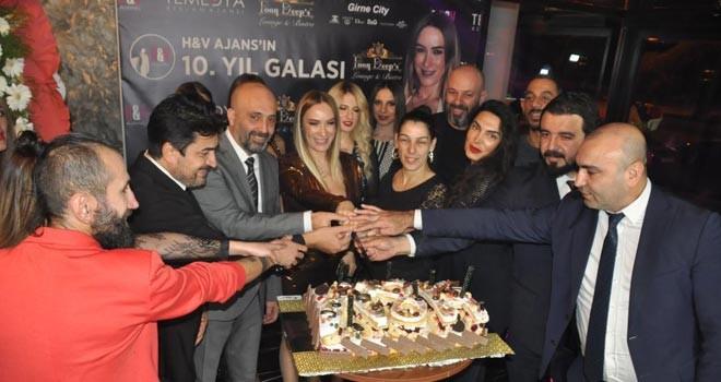 H&V Ajans'tan 10. yıl kutlaması