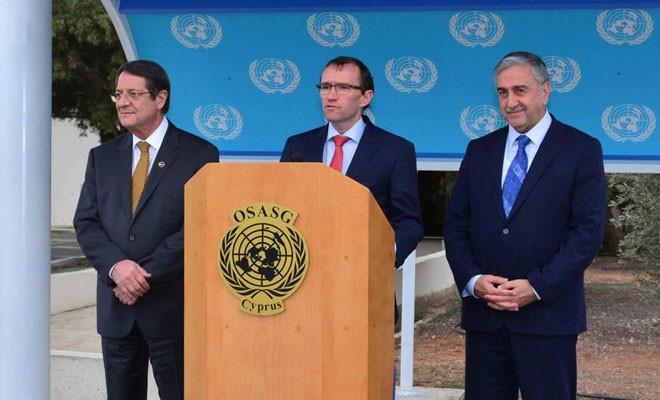 Kıbrıs'taki sendikalardan müzakerelere destek