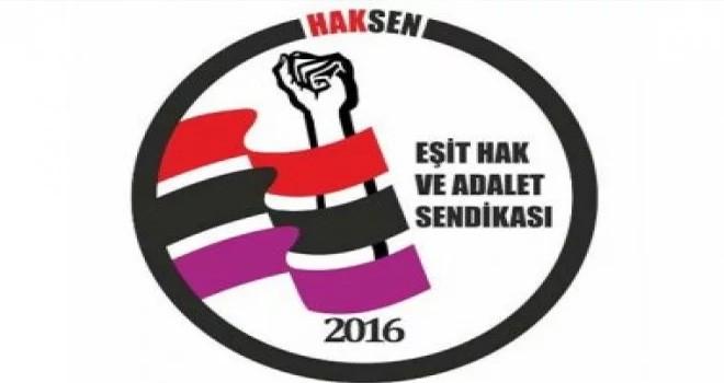 HAKSEN'den hükümet ortaklarına eleştiri