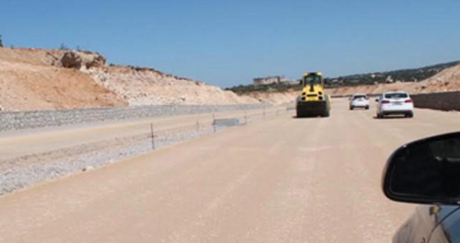 8 bin 962 ton asfalt serilecek