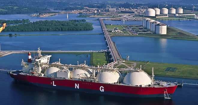 Sıvılaştırılmış doğalgaz için ihaleye çıkılıyor