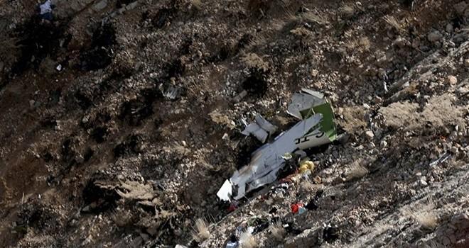 İran'da düşen jetle ilgili ön rapor: 'Pilotlar hatalı müdahalede bulundu'