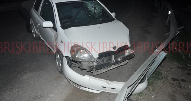 310 promil alkollü sürücü, polisi kandırmaya çalıştı
