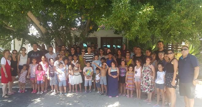 Lösemili Çocuklar Vakfı tatil düzenledi