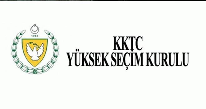 YSK adayları yarın geçici olarak, 3 Haziran'da ise kesin olarak ilan edecek