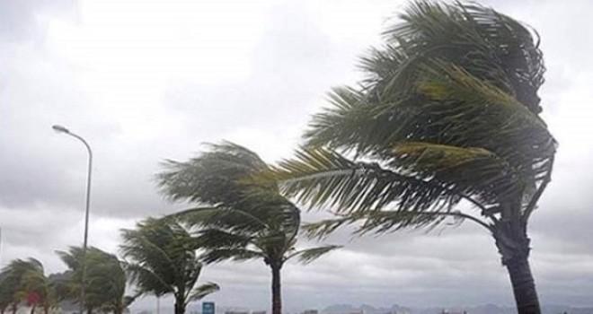 Meteoroloji şiddetli yağış ve fırtınaya karşı uyardı