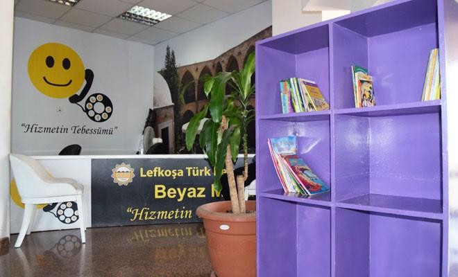 LTB'den çocuklara yönelik kitaplık