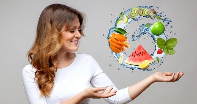 Sağlıklı yaşlanmak için sağlıklı beslenme şart