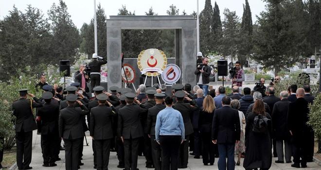 Merhum Başbakan Örek, ölümünün 19. yıldönümünde anıldı