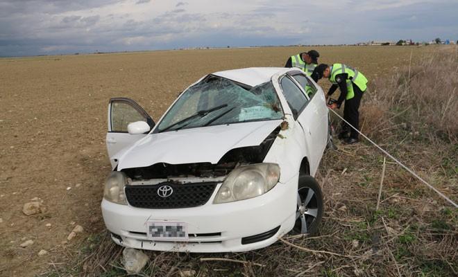68 trafik kazası, 22 yaralı