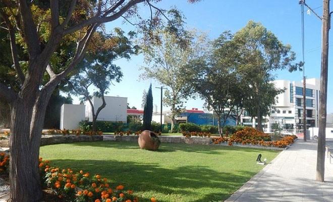 """Baf'taki yeşil alana """"Ermeni Soykırımı Parkı"""" ismini verdi"""