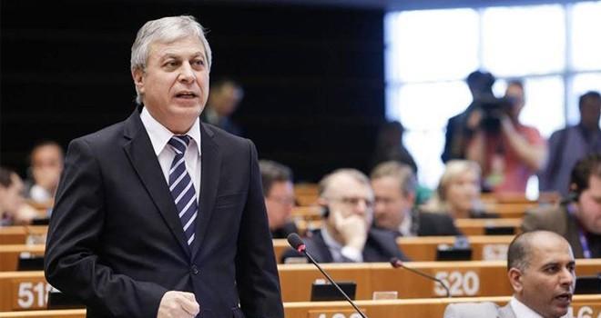 Hristoforu Türkiye'yi Avrupa'ya şikayet etti