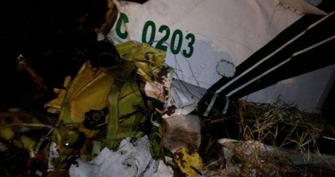 Kolombiya'da eğitim uçağı düştü: 4 ölü