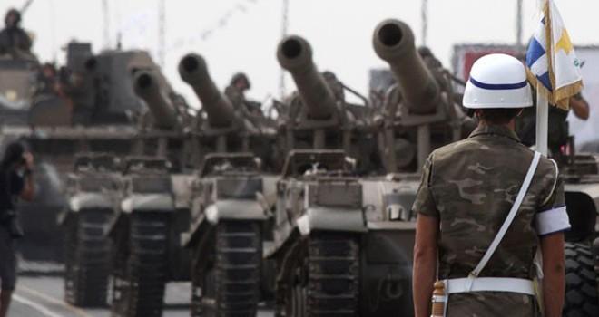 Ürdün ile güney Kıbrıs arasında askeri işbirliği