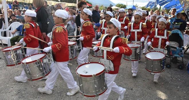 Doğanköy Alıç Festivali başladı