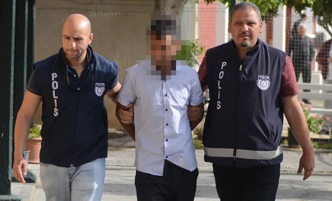 Öz kızına tecavüz etmekle suçlanan zanlı cezaevinde
