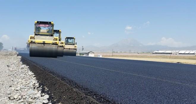 Yol yapımı için 30 ihale açıldı