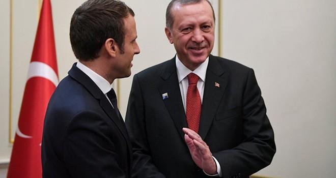 Erdoğan, Fransa'ya gidiyor