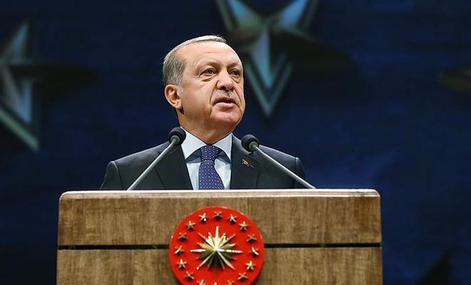 TC Cumhurbaşkanı Erdoğan: ABD'yi Ankara'daki büyükelçi yönetiyorsa yazıklar olsun