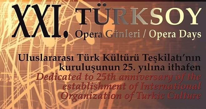 21.TÜRKSOY Opera günleri 20 eylül'de Bellapais Manastırı'nda