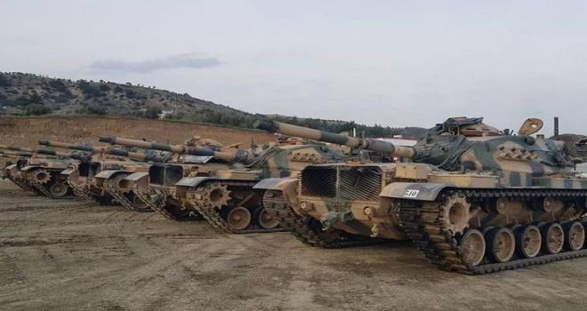 Türkiye'de sınır birlikleri en üst hazırlık seviyesine getirildi