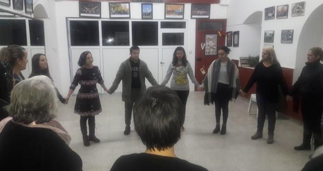 Alayköy'de seminerler ve atölyeler gerçekleştiriliyor