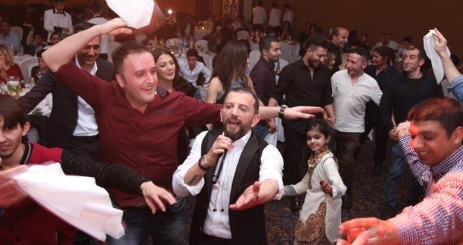 Grand Pasha Otel'de eğlenceli personel gecesi