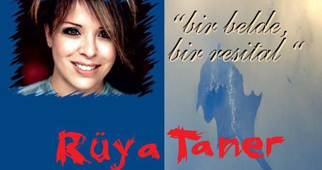 Piyanist Rüya Taner, DAÜ'de konser verecek