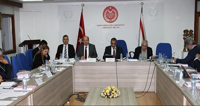Ekonomi Maliye, Bütçe ve Plan Komitesi dün 14 saat süren çalışma yaptı