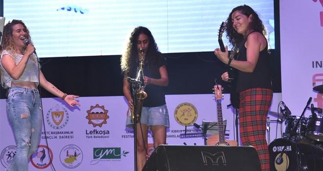 12. Uluslararası Lefkoşa Halk Dansları Festivali sona erdi
