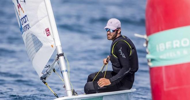 Kıbrıslı yelkenci Kontides Fransa'daki ilk iki yarışta ikinci oldu