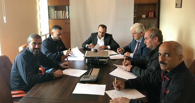 GIDA-SEN ile Kıbrıs Türk Tütün Endüstrisi LTD. ŞTİ. arasında yeni dönem toplu iş sözleşmesi imzalandı